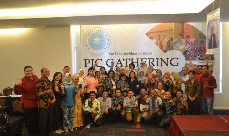 PIC Meeting and Award 2018